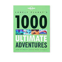 1000 Ulitimate Adventures Book - Urban Outfitters