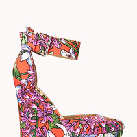 Tropical D'Orsay Wedges
