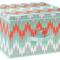 Jumbo Storage Box, Chevron
