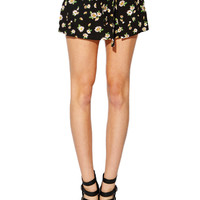 Papaya Clothing Online :: FLORAL BOW TIE SHORTS