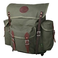 Pathfinder Wanderer Pack - Camp & Hike - Outdoors :: Duluth Pack :: Made in the USA :: Quality leather and canvas luggage, backpacks, camping, and outdoor gear,