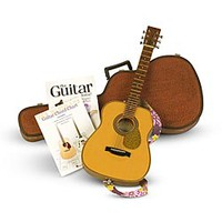 American Girl® Accessories: Guitar Set
