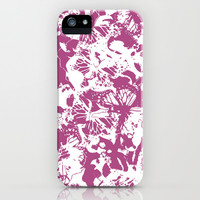My butterflies iPhone & iPod Case by Juliagrifol designs