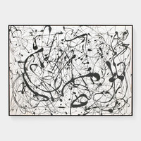 Pollock: No. 14: Gray | MoMA