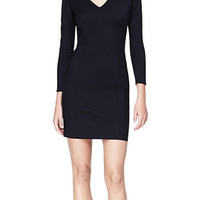 THEORY Nortina W Dress Pavia