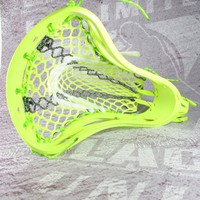 "Featured Stick: ""Super Neon"" Yellow Complete Head 