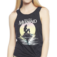 The Little Mermaid Side Tie Tank | Wet Seal