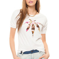 The Good Together Dolman Tee in White