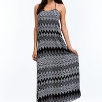 Going Tribal Maxi Dress
