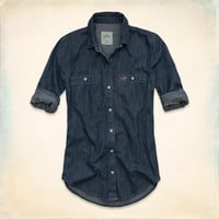 Scripps Pier Denim Shirt