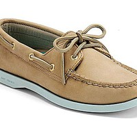 Cloud Logo Authentic Original 2-Eye Color Pop Boat Shoe