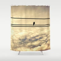 Awakening Shower Curtain by Yoshigirl