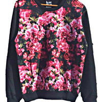 ROSE BUDS CREWNECK