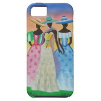 Black is Beautiful iPhone 5 Case