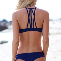 The Girl and The Water - Ola Feroz - Rica Bikini Bottom / Chirimena - $90