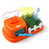 Farmland Alarm Clock