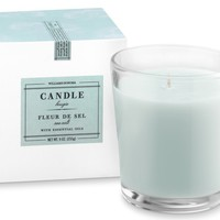 Williams-Sonoma Essential Oils Boxed Candle, Fleur de Sel