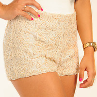 Undreamed Shores Shorts: Ivory | Hope's
