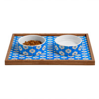 Holli Zollinger Casbah Drop Pet Bowl and Tray