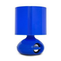 iHome iPad/iPod/iPhone Speaker/LED Table Lamp/Night Light - Apple iPhone 4S Compatible
