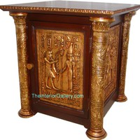 Egyptian Side Table