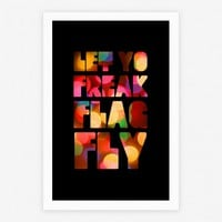 Let Yo Freak Flag Fly
