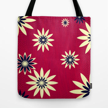 Daisies Tote Bag by Armin