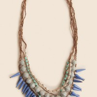 Capri Skies Necklace By 31 Bits