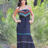Feel The Love Maxi - Black