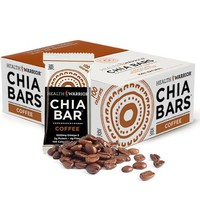 Health Warrior : Chia Bars, Coffee 15 pack