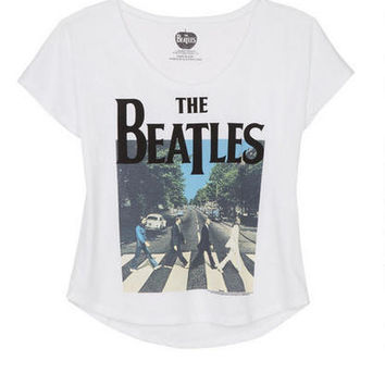 The Beatles Photoreal Tee