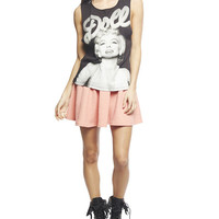 Marilyn Monroe Doll Tank | Wet Seal