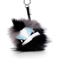 Fur Monster Handbag Charm