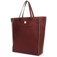 V-Couture by Kooba Orly Scalloped & Studded Tote