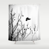 Free Soul Shower Curtain by DuckyB (Brandi)