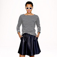 LONG-SLEEVE SAILOR-STRIPE TEE