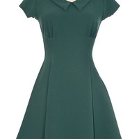 Such a Doll Dress in Emerald