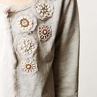Jeweled Floret Cardigan