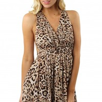 Party Animal Flare Dress