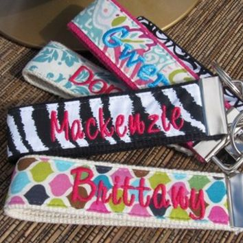 Personalized Key Fobs