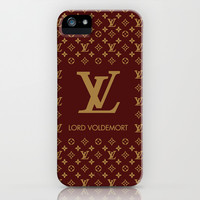 Lord Voldemort iPhone & iPod Case by LookHUMAN