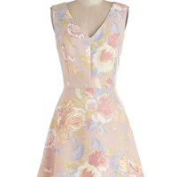 Grace Under Hire Dress | Mod Retro Vintage Dresses | ModCloth.com