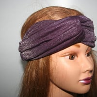 Headband Twisted Turban Hair Accessories- By PiYOYO