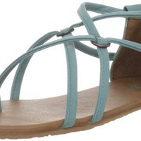 Volcom Women&#x27;s Sweet Creedlers Sandal, Mint