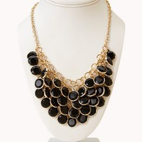 Dancing Hour Bib Necklace