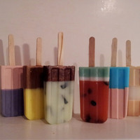 Soap Pop by RunawayIsle on Etsy