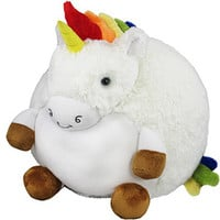 Squishable Rainbow Unicorn - squishable.com