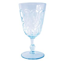 Ice Blue Durable Wine Glass