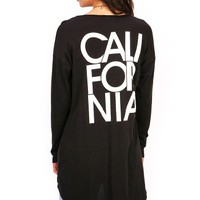 California Sweatshirt | Trendy Clothes at Pink Ice