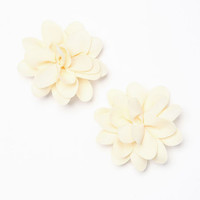 DOUBLE FLOWER HAIR PINS